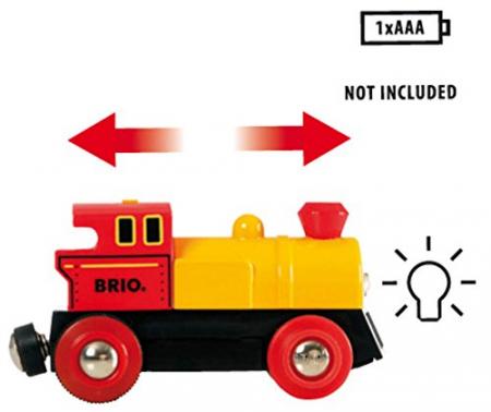 Locomotivă bidirecțională cu baterii, Brio 335942