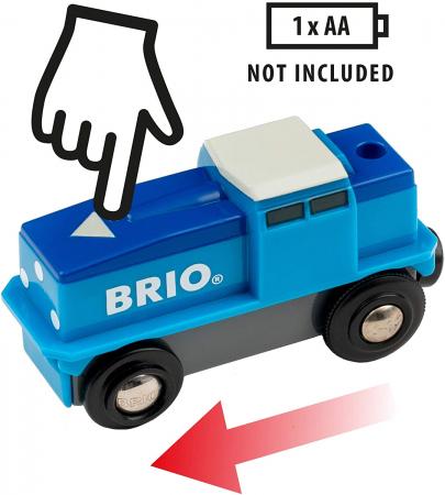 Locomotivă cu baterii, Brio 331303