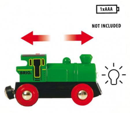 Locomotivă cu baterii, Brio 335952