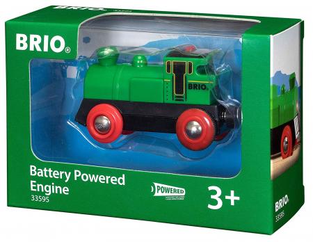 Locomotivă cu baterii, Brio 335954