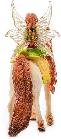 Marween cu un unicorn strălucitor - Figurina Schleich 705673
