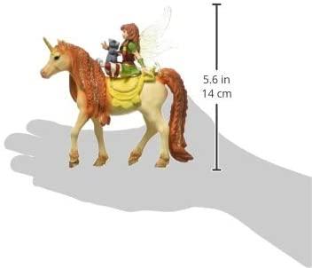 Marween cu un unicorn strălucitor - Figurina Schleich 705678