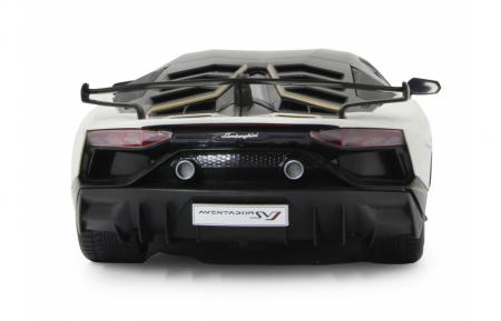 Masină cu telecomandă Lamborghini Aventador SVJ Performance 1:14, Jamara 4051725