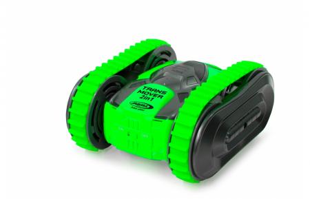 Mașină cu telecomandă Trans Mover Stuntcar 4WD 2 in 1 verde 1:24, Jamara 410141 [3]