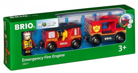 Mașină pompieri, Brio 338110