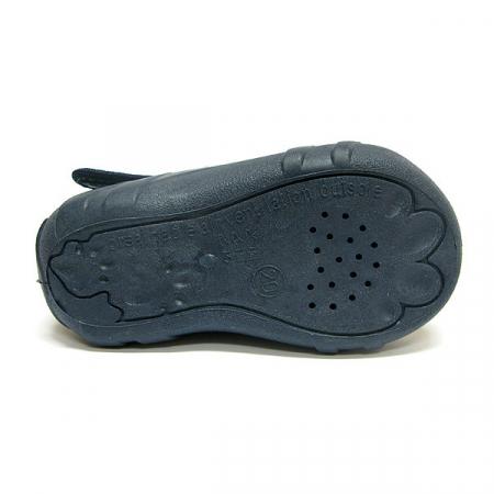 Pantofi baieti cu elicopter brodat (cu catarama), din material textil3