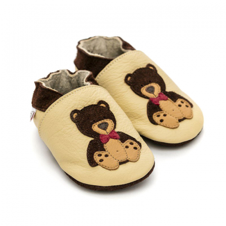 Pantofi cu talpă moale Liliputi® - Teddyboy0