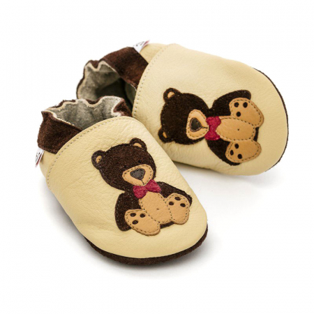 Pantofi cu talpă moale Liliputi® - Teddyboy2