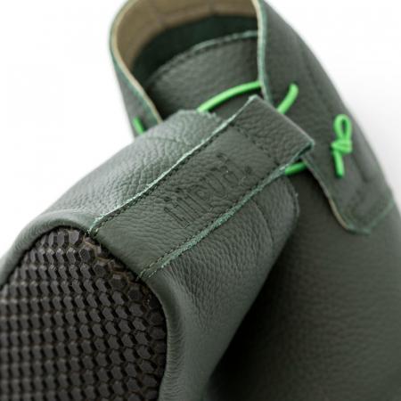 Pantofi cu talpa moale Liliputi cu crampoane antialunecare - Urban Jungle [1]