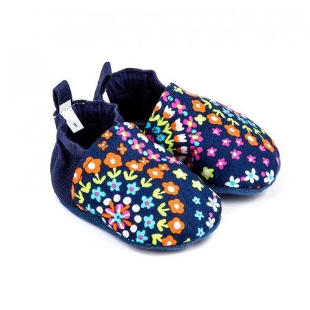 Pantofi la purtat Liliputi® - Mandala Bloom0