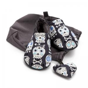 Pantofi la purtat Liliputi® - Skully2