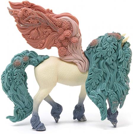 Pegasus impodobit cu flori - Figurina Schleich 705901