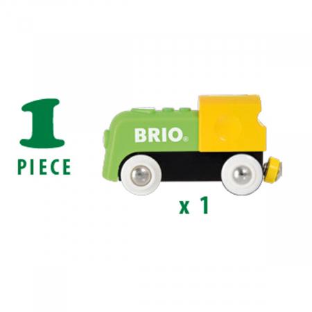 Primul meu trenuleț cu baterii, Brio 337054