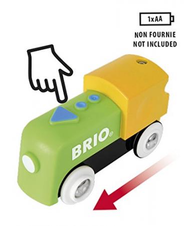 Primul meu trenuleț cu baterii, Brio 337052