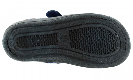 Sandale baieti cu motiv ancora (cu scai), din material textil6
