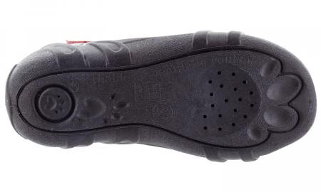 Sandale baieti in carouri colorate (cu scai), din material textil6