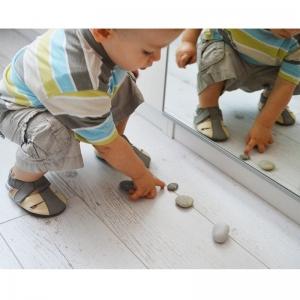 Sandale cu talpă moale Liliputi® - Greyhound1