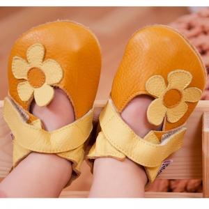 Sandale cu talpă moale Liliputi® - Sunflower3