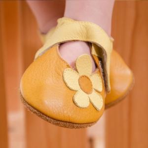 Sandale cu talpă moale Liliputi® - Sunflower1