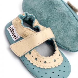 Sandale cu talpă moale Liliputi® - Iris2