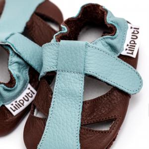 Sandale cu talpă moale Liliputi® - Mount Blanc3