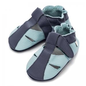 Sandale cu talpă moale Liliputi® - Sky0
