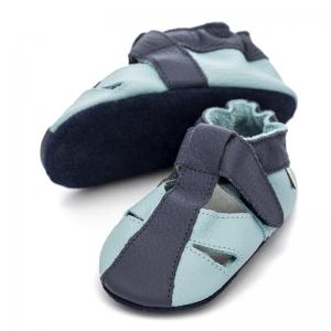 Sandale cu talpă moale Liliputi® - Sky1