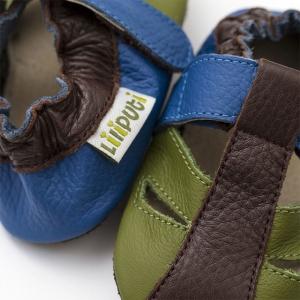 Sandale cu talpă moale Liliputi® - Earth1