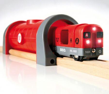 Set de tren tip metrou, Brio 335132