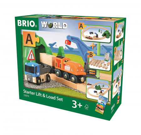 Set starter marfă, Brio 33878