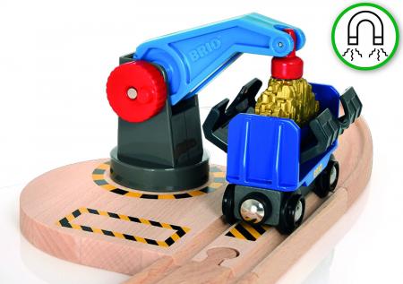 Set transport poliție, Brio 338123
