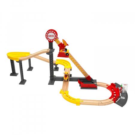 Set Roller Coaster – Montagnes Russes, Brio 337300