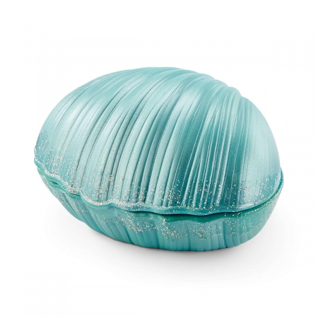 Sirena cu calut de mare pui în scoică - Figurina Schleich 705631