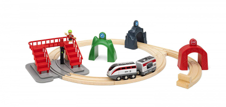 Smart Tech – set inteligent de tunel, Brio 338733