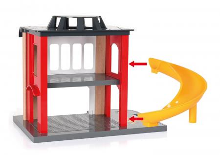 Stație centrală de pompieri, Brio 33833 [2]