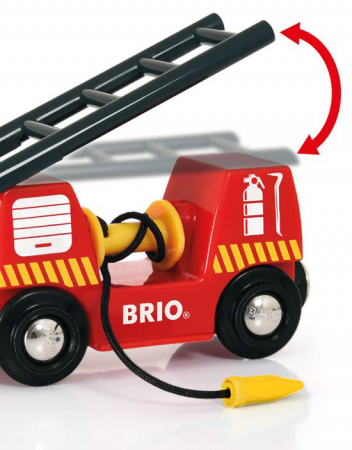 Stație centrală de pompieri, Brio 33833 [4]