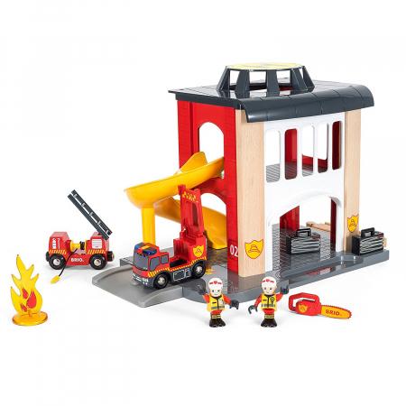 Stație centrală de pompieri, Brio 33833 [0]