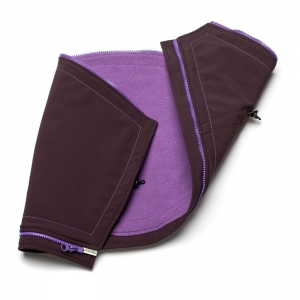 Suport pentru gravide Liliputi® - Brown-purple