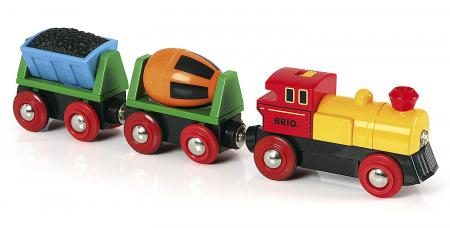 Trenuleț cu baterii, Brio 333191