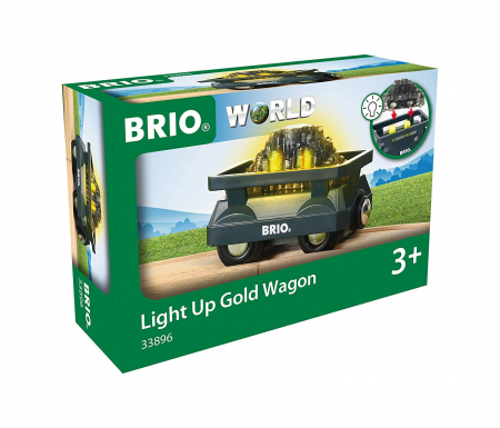 Vagon cu aur, Brio 338960