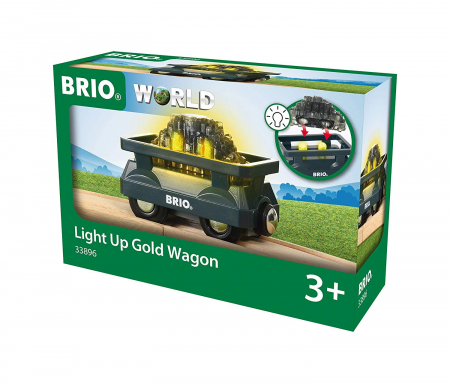 Vagon cu aur, Brio 338964