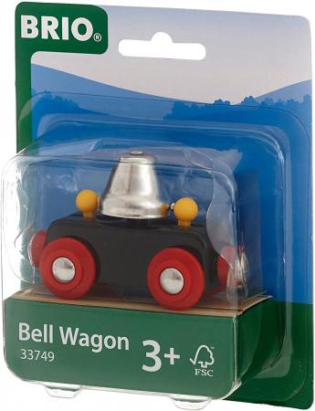 Vagon cu clopoțel, Brio 337490