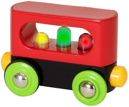 Vagon cu leduri - Primul meu trenuleț, Brio 337081