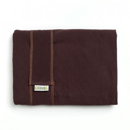 Wrap elastic Liliputi® Classic line - Brown Hazel1