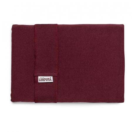Wrap elastic Liliputi® Classic line - Burgundy1