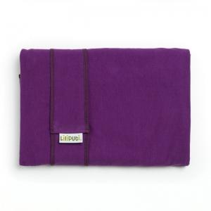 Wrap elastic Liliputi® Classic line - Purple Lotus1