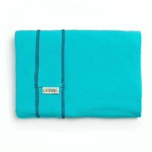Wrap elastic Liliputi® Classic line - Turquise Summer1