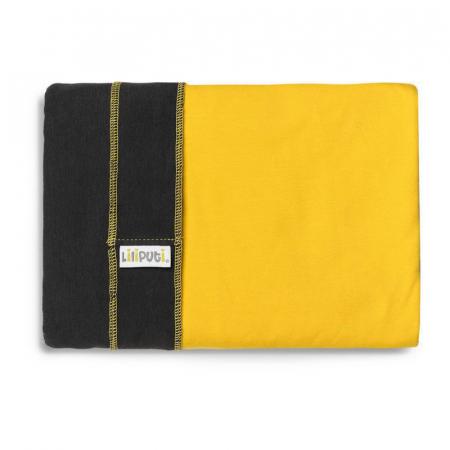 Wrap elastic Liliputi® Duo line - Graphit-Sunshine1