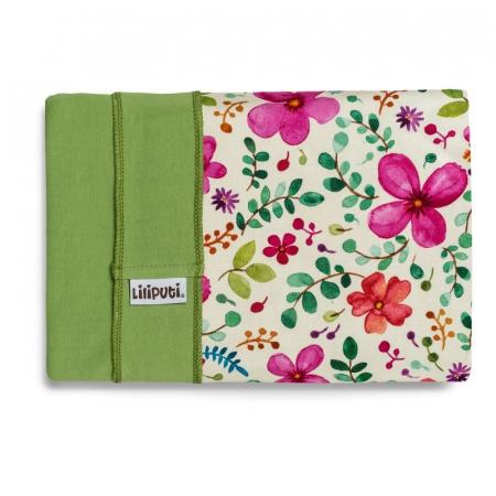 Wrap elastic Liliputi Rainbow line - Blossom [1]