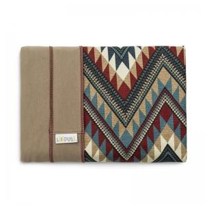 Wrap elastic Liliputi® Rainbow line - Nawaho1